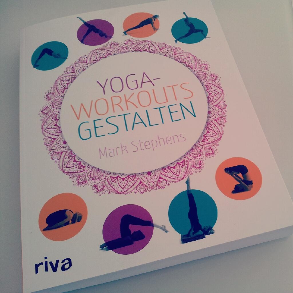Spruche Buch Gestalten : BuchTipp YogaWorkouts gestalten  Die Gesundheitsexperten  Blog